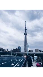 Jembatan di Sumida River